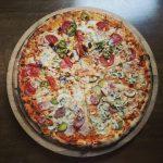 Nowojorskie ciasto na pizzę